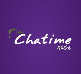 New Chatime Bubble Tea Southampton. Staff wanted!!!!