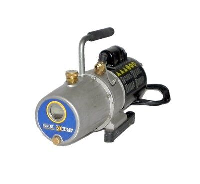 Yellow Jacket 2-stage 7-cfm Vacuum Pump 93600 Free Shipping