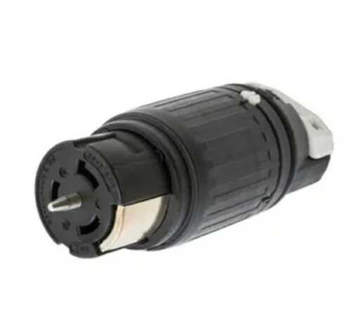 Hubbell CS8164C Insulgrip Twist-Lock Connector, 50Amp, 3 Phase, 4 Wire, 3 Pole