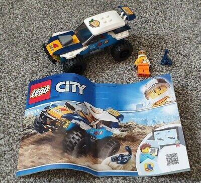 Lego City Desert Rally Racer 60218 - 100% complete