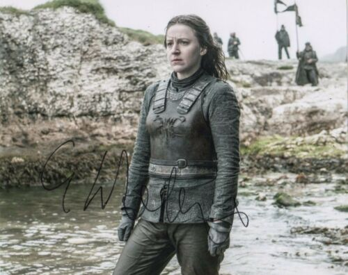 Gemma Whelan Game of Thrones Autographed Signed 8x10 Photo COA M3