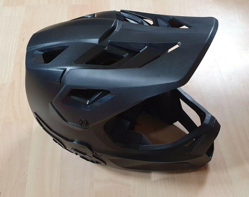Fox Rampage Cycling Helmet (Used, Large)
