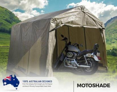 Motorcycle Storage Garage in QLD