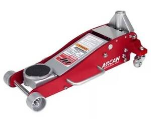 Arcan Aluminium Trolley Jack .    Pick Up From Sandown Raceway Springvale Greater Dandenong Preview