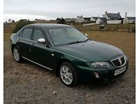 Rover 75 CDTi, low mileage