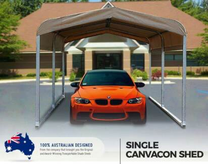 Canvas Car Shelters in Goondiwindi