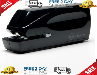 Electric Battery Operated Stapler Liberty Pro 25 Jam Free Heavy Duty Compact