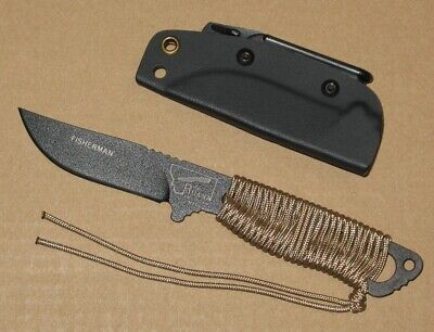 Ruana USA Fisherman knife & kydex sheath