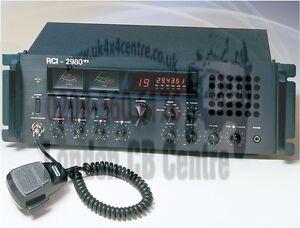 RCI-2980WX - Bells CB Radio