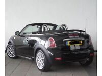 Mini Cooper Roadster John Cooper Works Body Kit - BMW test car hence MASSIVE SPEC and LOW MILEAGE