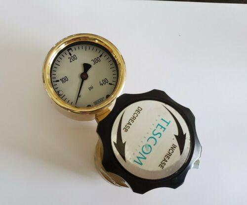 Tescom 44-2214-241 Pressure Regulator Guage  - $0.99