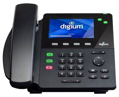 Digium D60 2-line Ip Phone With Sip Support Hd Voice - 1teld060lf