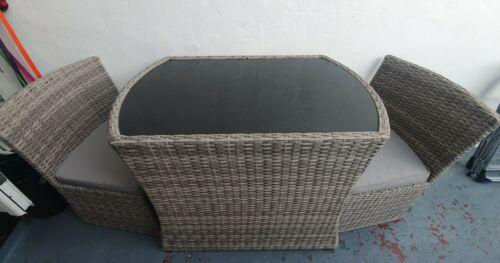 Garden Furniture - Rattan garden furniture