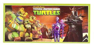 Variantensatz TMNT Teenage Mutant Ninja Turtles Polen