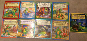Franklin Book Lot for Sale