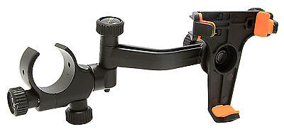 S4 Gear Jackknife Smartphone Tube Mount For Apple Iphone, Motorola Droid/android