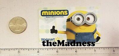 New Unused Walmart Minions Gift Card No Value Despicable Me - Walmart Minions