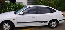 2000 Hyundai Elantra Sedan Townsville 4810 Townsville City Preview