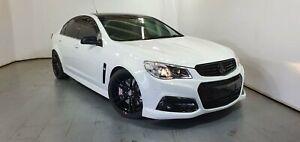 2014 Holden Commodore VF MY14 SS V Redline White 6 Speed Manual Sedan Elizabeth Playford Area Preview