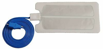 30pcs Disposable Electrosurgical Bipolar Grounding Pad With Cable Rem Valleylab