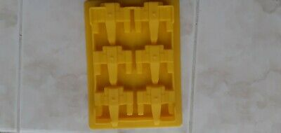 Star Wars Silicone Ice Cube Tray .... Chocolate Mould ... Han Solo Darth Vader
