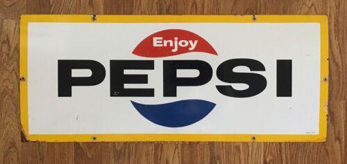 Rare Vintage Pepsi Sign