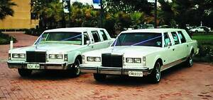 Long Operating Limousine Business w/ 2 Classic Lincoln Limousines Padbury Joondalup Area Preview
