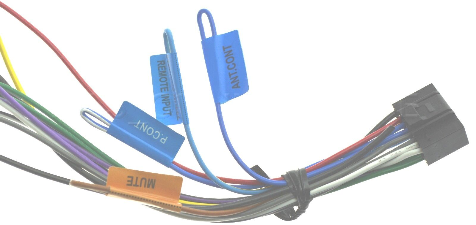 Kenwood Kdc Bt310u Kdcbt310u Genuine Wire Harness Pay Today Ships X797 Car Stereo Wiring Diagram 2 Of 4 3