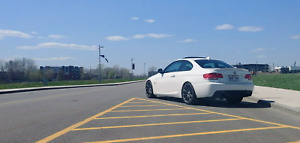 2010 BMW 335i Coupe xDrive SPORT & M PACKAGE