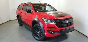 2019 Holden Colorado RG MY19 Z71 Pickup Crew Cab Red 6 Speed Sports Automatic Utility Elizabeth Playford Area Preview
