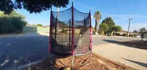Free good condition trampoline