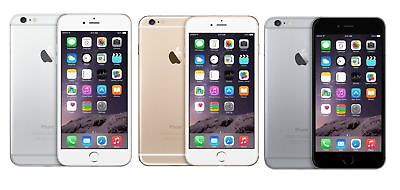 "Apple iPhone 6 Plus 5.5"" 16 64 128GB 4G LTE GSM UNLOCKED Smartphone SRF"