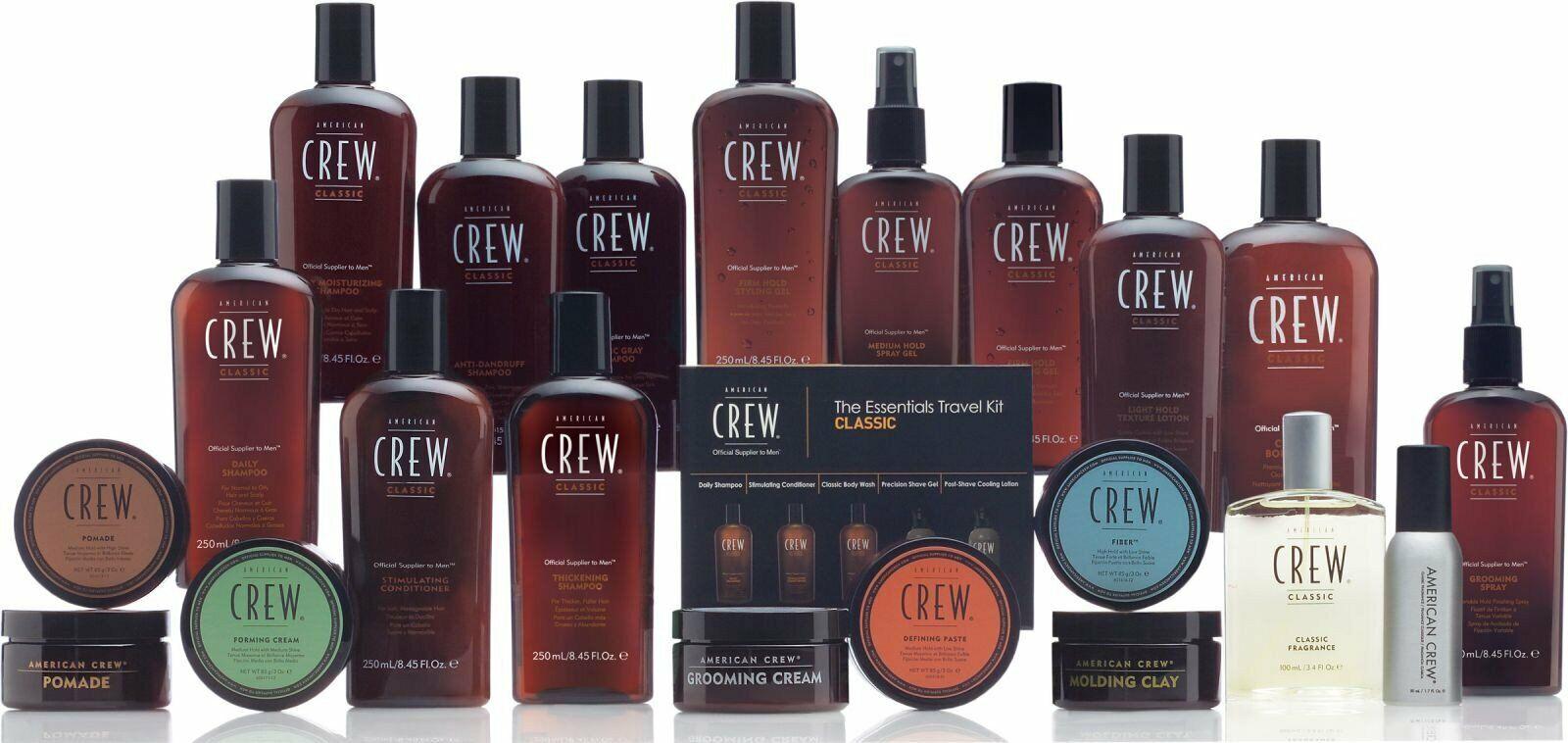 American Crew Pomade, Clay, Cream Paste - Shampoo  Choose Yo