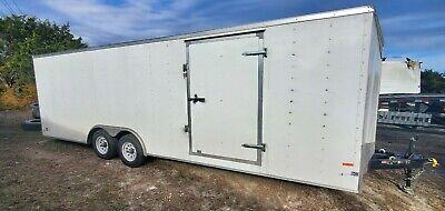 Enclosed Cargo Trailer 8.5 X 24