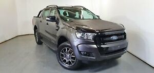2017 Ford Ranger PX MkII FX4 Double Cab Grey 6 Speed Sports Automatic Utility Elizabeth Playford Area Preview