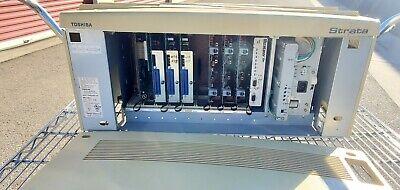 Toshiba Strata Phone System