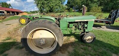 John Deere 1010 Tractor Crawler Running Engine Only 1.parting Out Farmerjohns