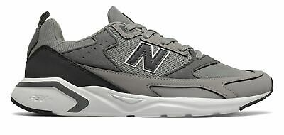 New Balance Men's 45X Shoes Grey with Black