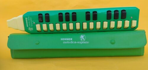 Vintage Hohner Soprano Melodica  Made in Germany