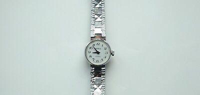 женские часы Chaika наручные часы механические блестящие Винтаж СССР