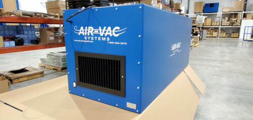 Air-Vac Systems Industrial AIR CLEANER for fume, smoke, grinding, mist- Lincoln