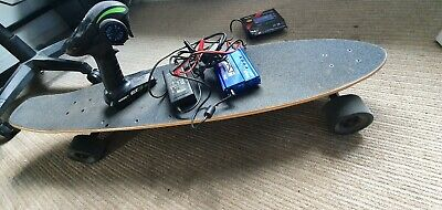 Electric longboard Diy skateboard
