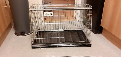 Arrow 34 SLOPING DOG CAR CAGE BOOT TRAVEL CRATE PUPPY GUARD HATCHBACK /& ESTATE CAGE