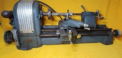 Vintage Craftsman 109.21270 6 Metal Lathe Bench Top