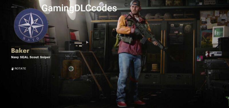 Call of Duty Black Ops Cold War Dlc Totinos Operator Skin + Calling Card Bundle