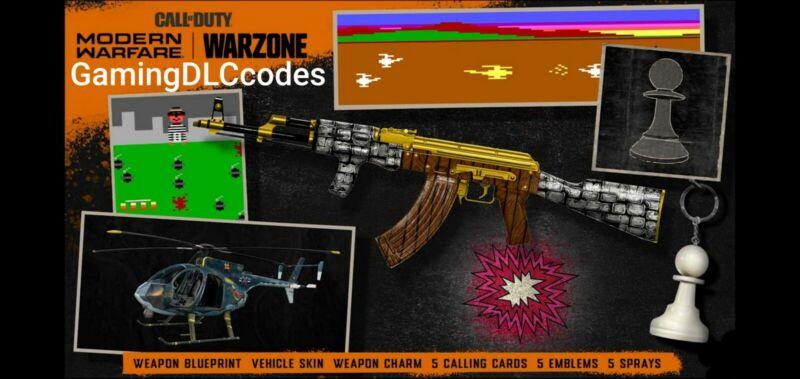 Call of Duty Modern Warfare DLC Exclusive Bundle (All Platforms)