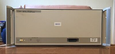 Eb01321 Hpagilent 83621b 45 Mhz To 20 Ghz Synthesized Sweeper Working
