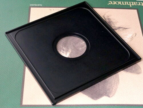 140mm Lens board compur COPAL #0 or #1 for Sinar Horseman