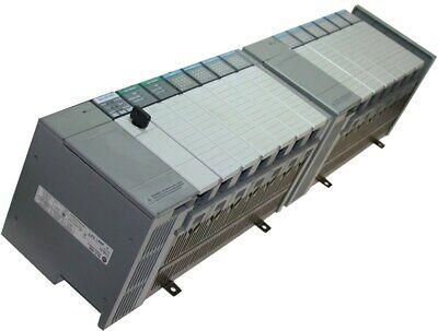 Loaded Allen Bradley 14 Slot Slc 500 Plc 504 1747-l542 System
