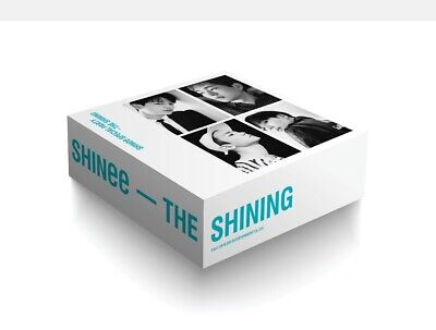 [KIHNO ALBUM] SHINee SPECIAL PARTY THE SHINING Kit Video+Free Gift+Tracking no.